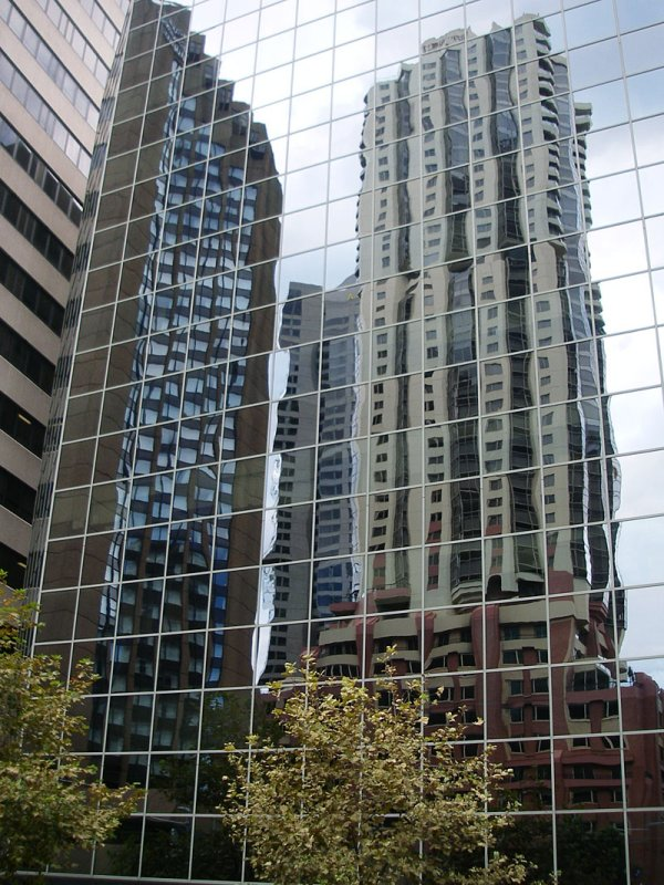 Reflections on George Street