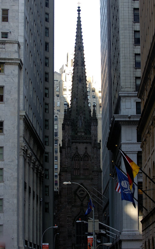 Trinity church NY