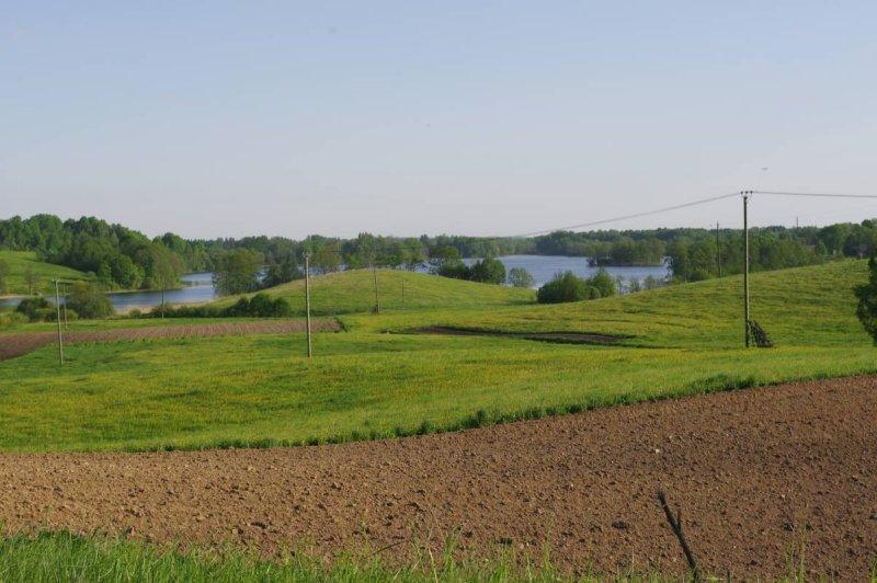 Udrijas lake near Ezernieki