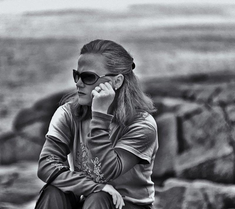 Maine Coast, Contemplation