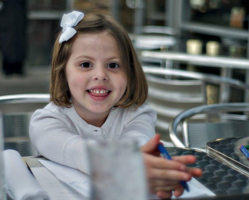 Portrait of a Niece
