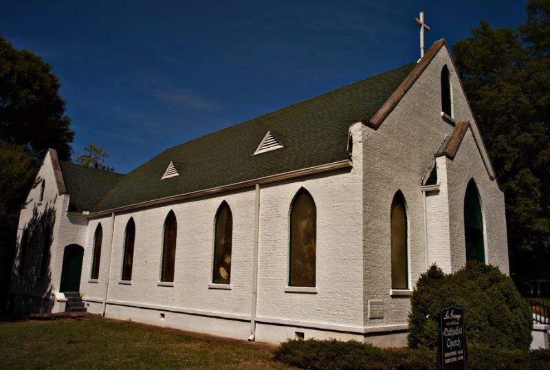 Methodist Church, La Grange,TN