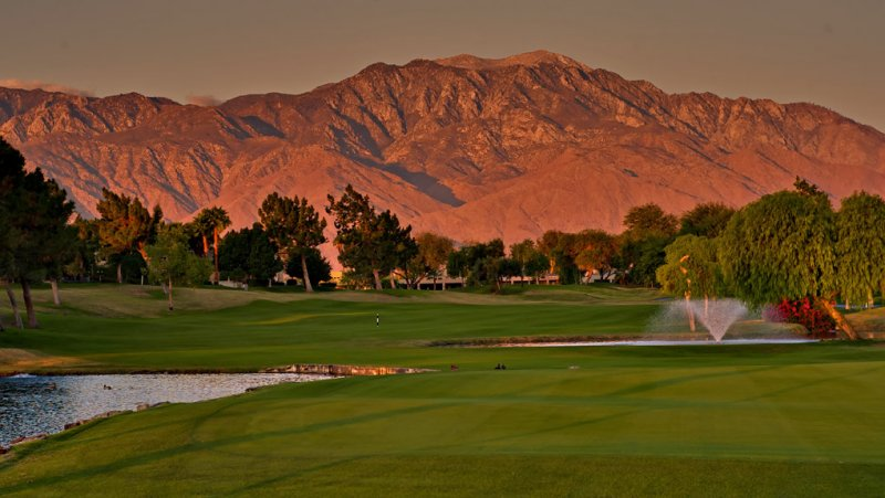 Morning, Palm Springs