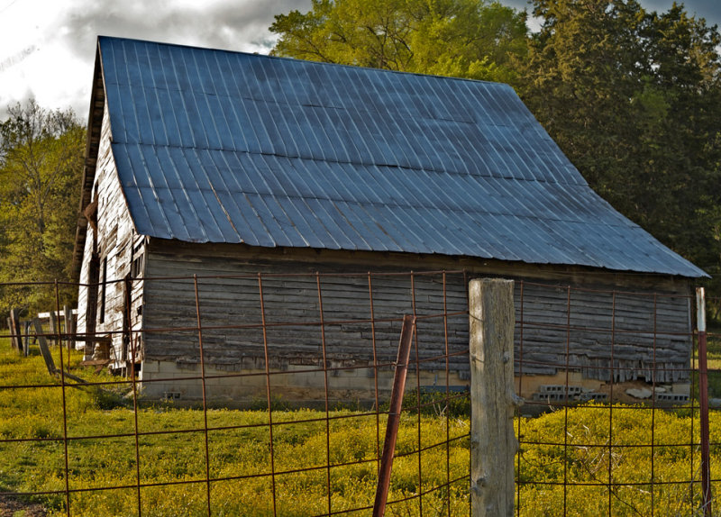 Wayne County Barn