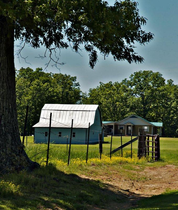 A Barn Near Home