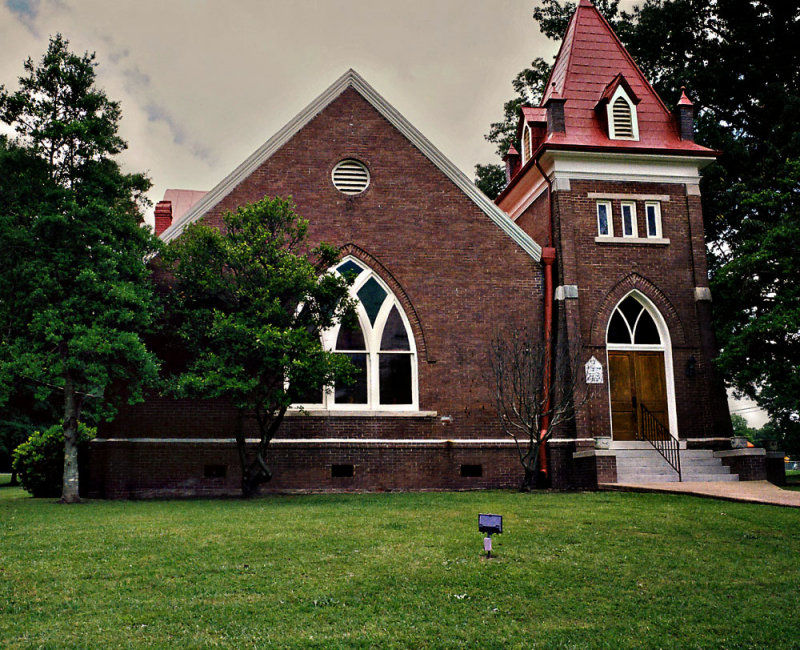 First Presbyterian, Savannah,TN