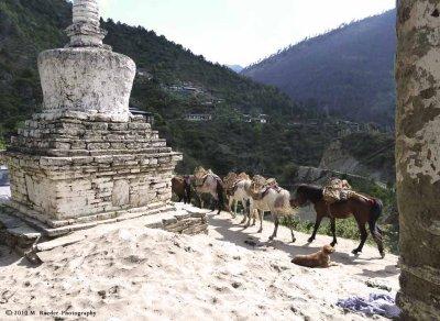 Khoma - the weaving village
