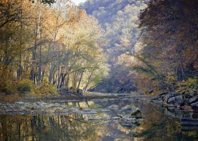 Buffalo River Color