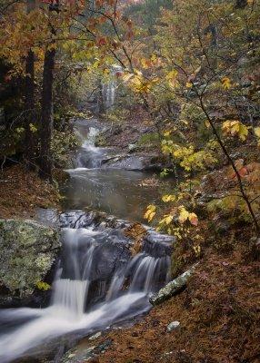 Cecil Hollow Falls, Buffalo National River