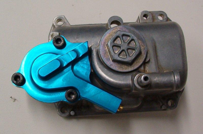 Merge Racing accelerator pump cover
