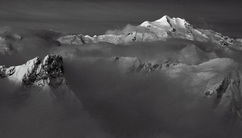 Buck Mt & Glacier Peak <br> (Buck021510-017.jpg)