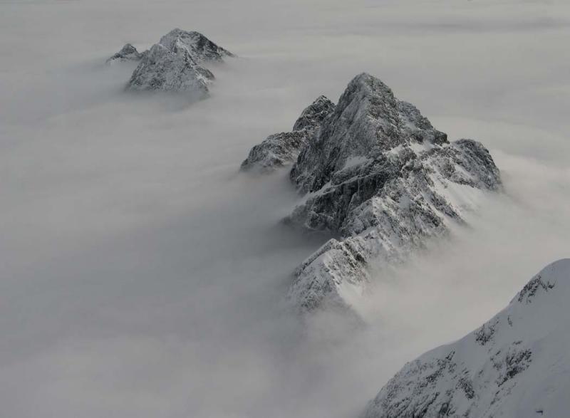 Trapper Mt, View NE (Trapper120705-2aeh.jpg)