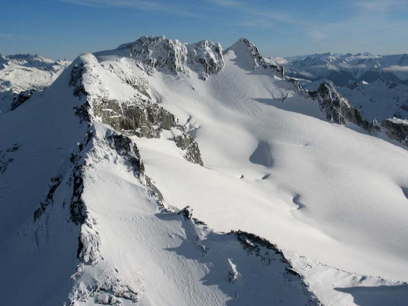 Dome & Dome Glacier (DomeSpire021206-32adj.jpg)