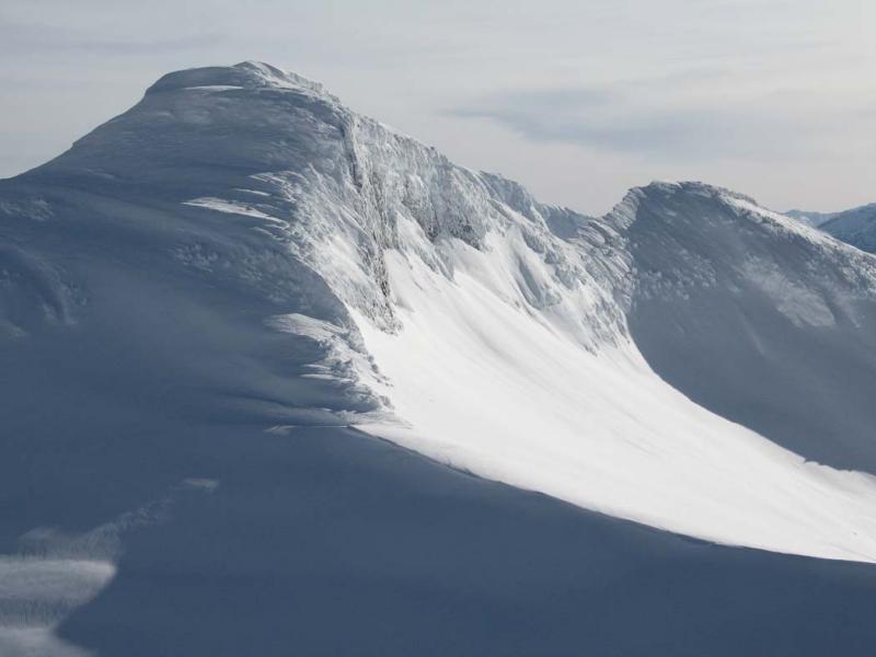 The Roost, Upper SW Face (Roost030106-20adj.jpg)