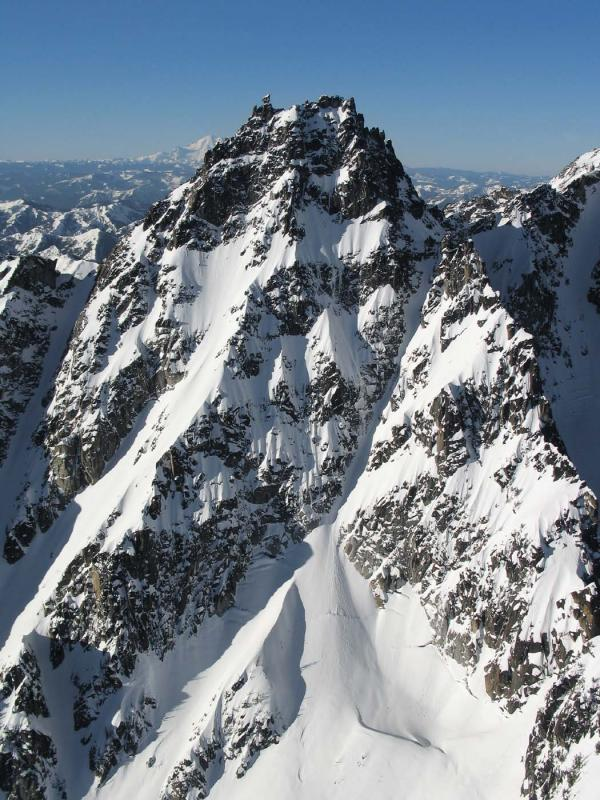 Sherpa, NE Face<br> (StuartEnchantments020906-081adj.jpg)