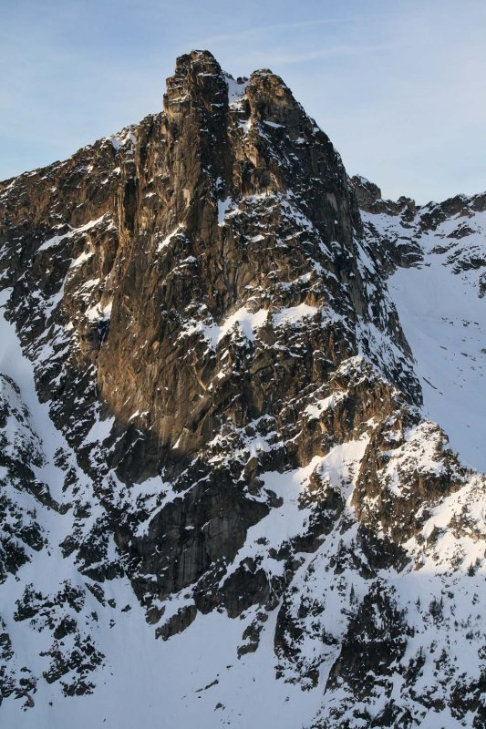 Cutthroat, SW Face & S Buttress <br> (Cutthroat112307-_38.jpg)