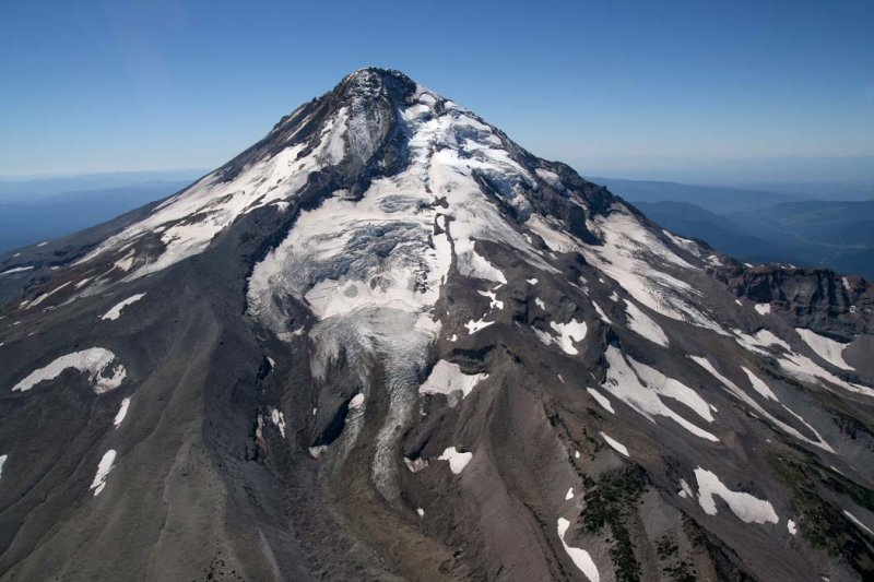 Hood:  Eliot Glacier <br> (Hood082407-_005.jpg)
