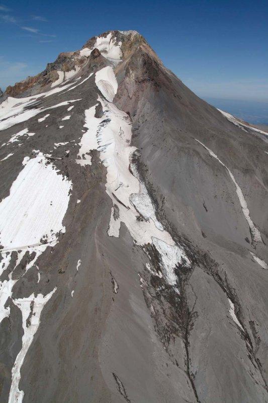 Hood: White River Glacier <br> (Hood082407-_450.jpg)