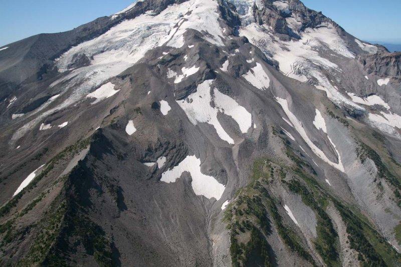 Hood:   Langille Glacier (Center)<br> (Hood082807-_066.jpg)