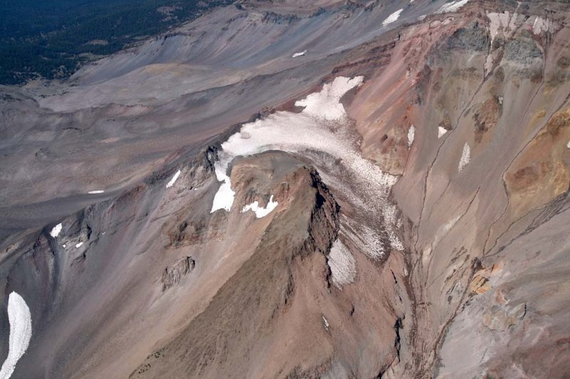Shasta:  Mud Creek Glacier  <br> (Shasta082907-_050.jpg)