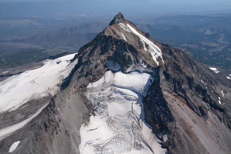 Jefferson, Upper Jefferson Park Glacier <br> (Jefferson082407-_144.jpg)