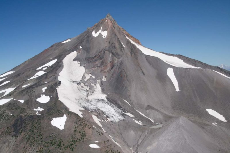 Jefferson, Waldo Glacier/S Face <br> (Jefferson082807-_051.jpg)