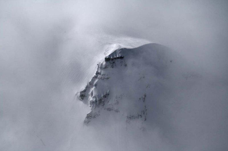 Summit/Grant Peak, & Upper E Face <br> (MtBaker043008-_32.jpg)