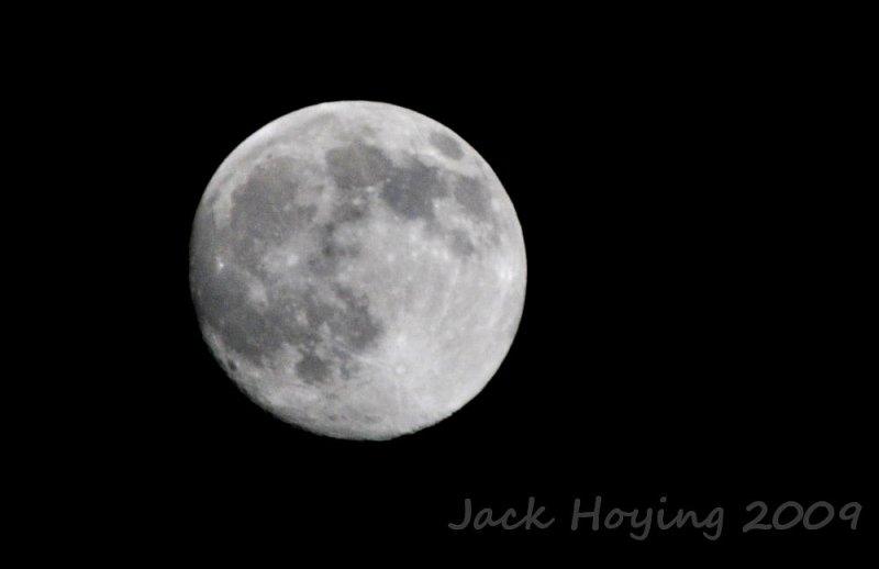 Full Moon over Ohio
