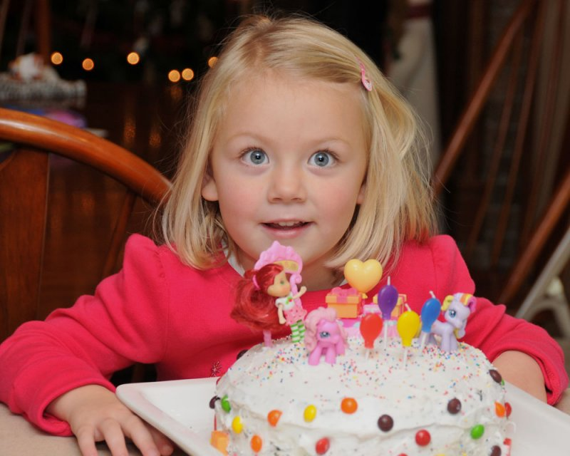 Maceys 4th Birthday