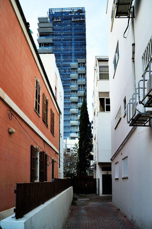 Tel Aviv - buildings