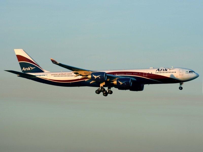 A340-500 CS-TFW