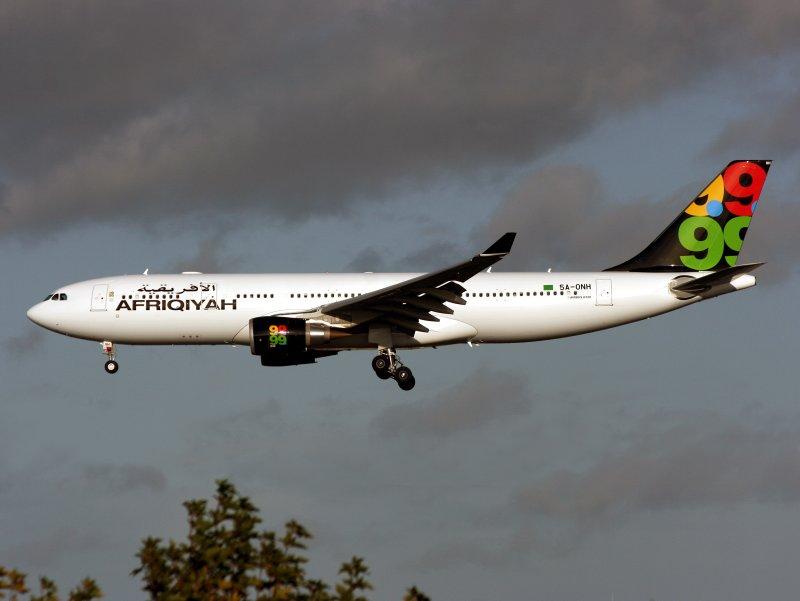 A330-200  5A-ONH