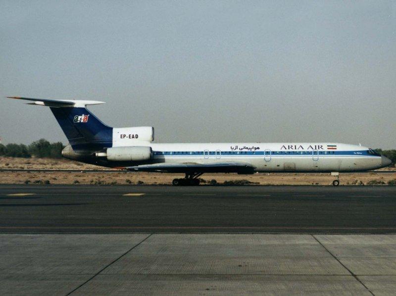 TU-154M EP-EAD