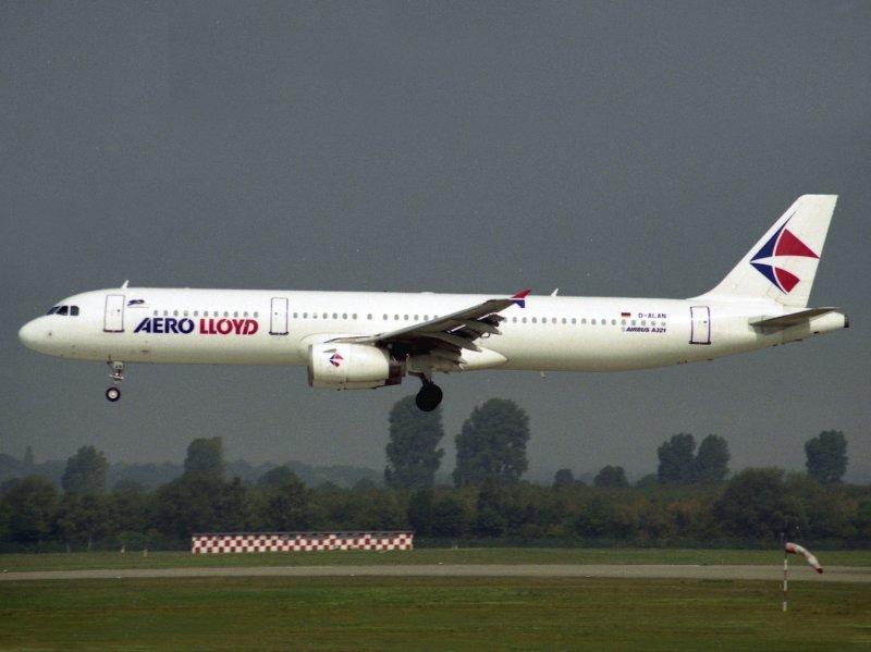 A321 D-ALAN