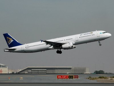 A320  P4-NAS