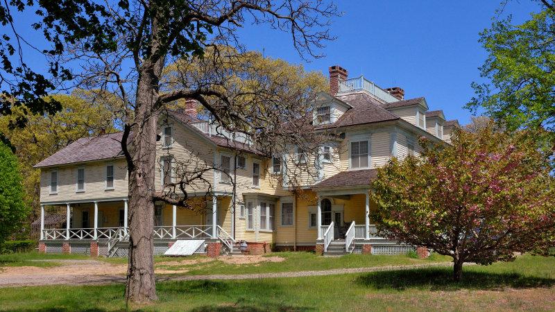 Meadow Croft Estate, Bayport, NY