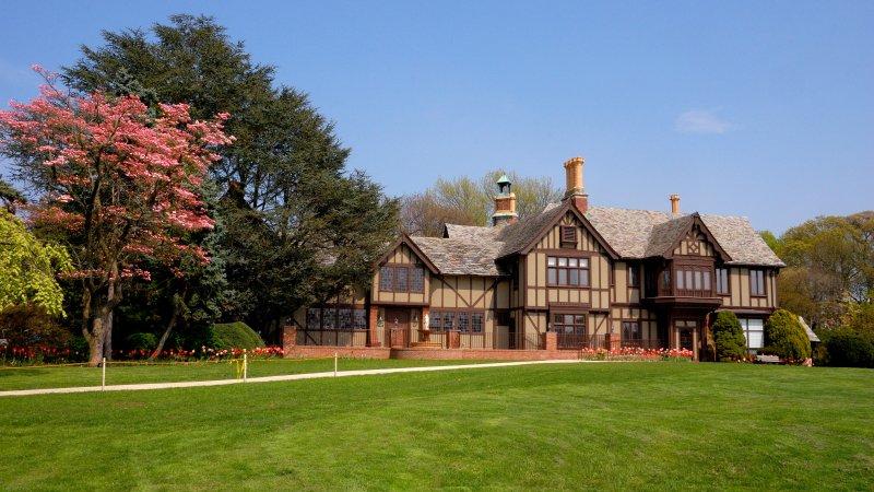 Post Mansion - C.W. Post Campus, Long Island University