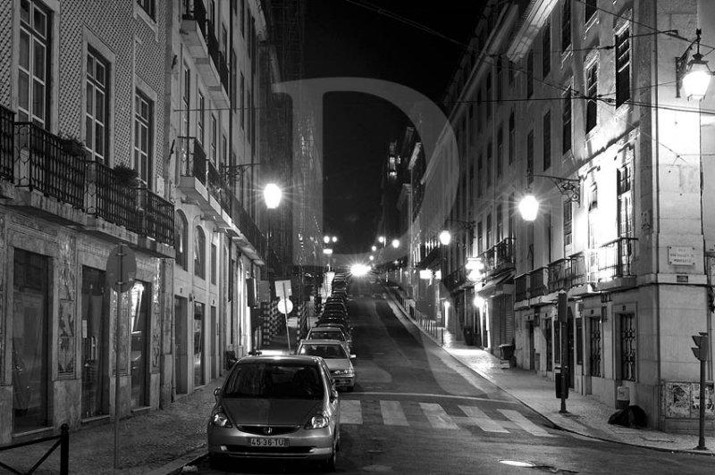 BW Nights - Rua da Madalena