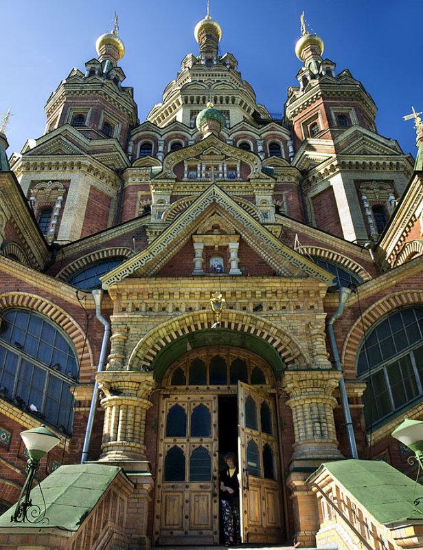 St Petersburg Area church