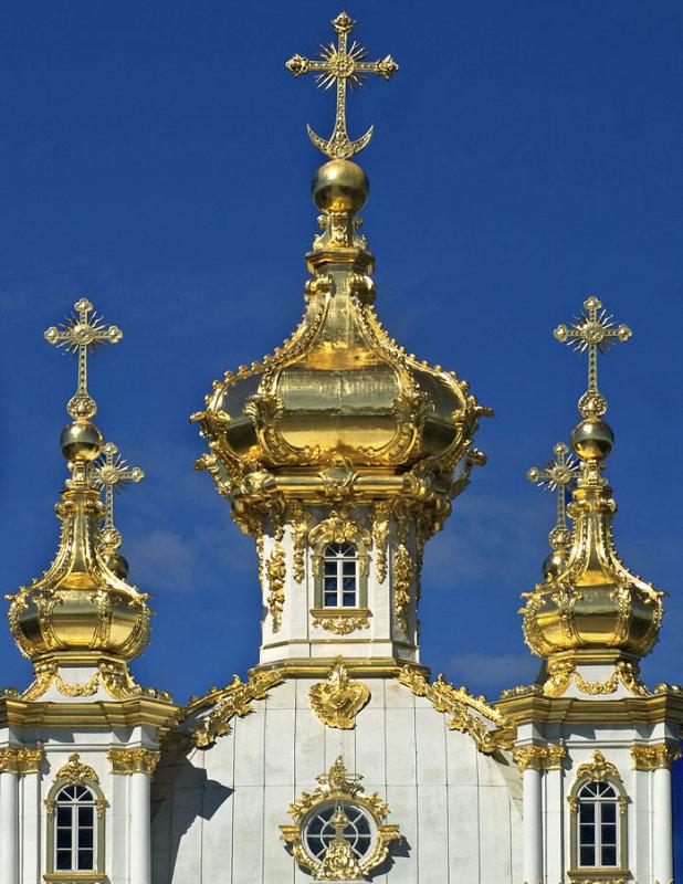 Peterhof gold
