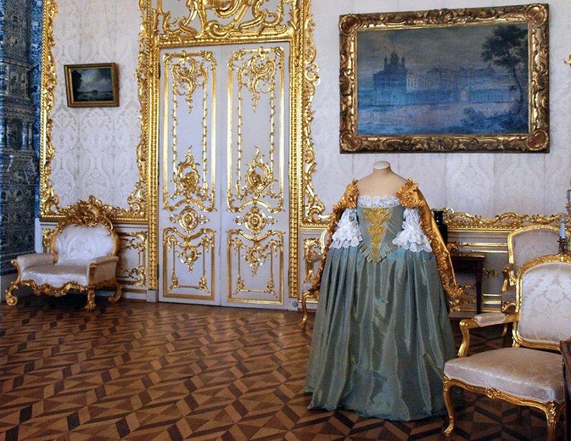 Pushkin Palace Dressing Room