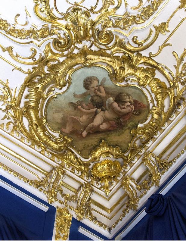 Romanov Ceiling Art