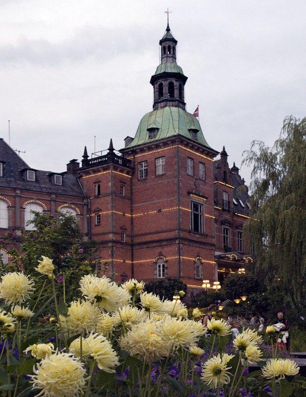 Tivoli Gardens Copenhangen 1
