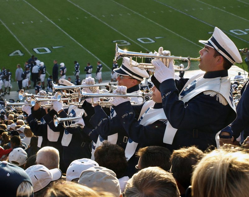 Blue Band in the Stands.jpg