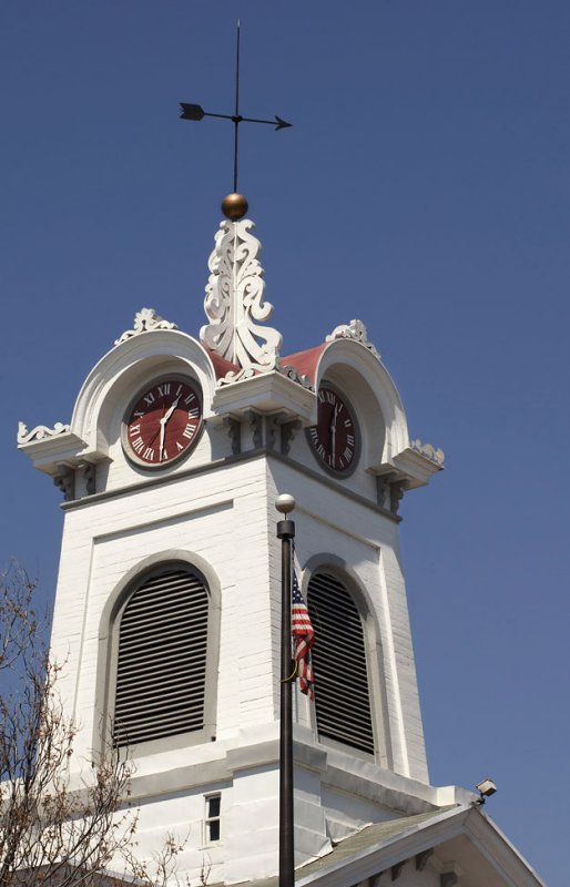 Gettysburg Courthouse Tower