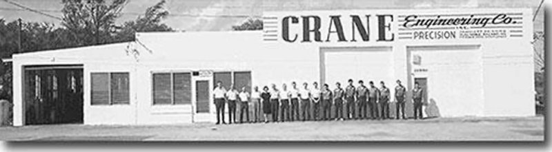 1960s - Crane Engineering, home of Crane Cams, 21060 W. Dixie Highway, Dade County
