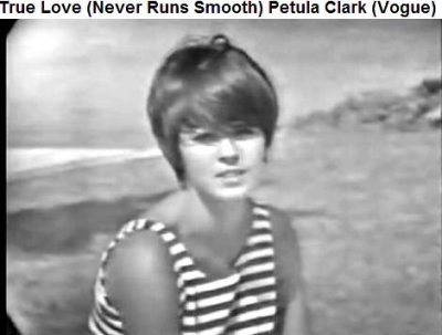 Mid to late 1960s - the Rick Shaw Shows Pat Mortimer lip syncing a Petula Clark tune