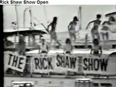 Mid to late 1960s - one of the opening videos for the Rick Shaw Show