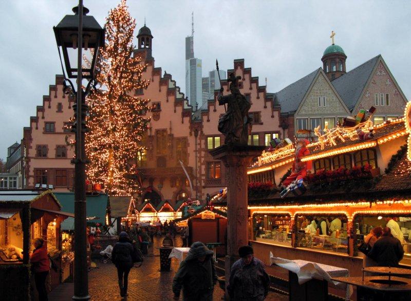 Frankfurt Christmas Market 2007