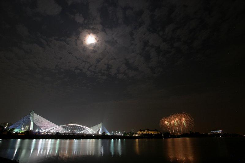 Putrajaya Bridge and Convention Centre